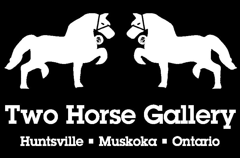 TwoHorseGalleryLogo